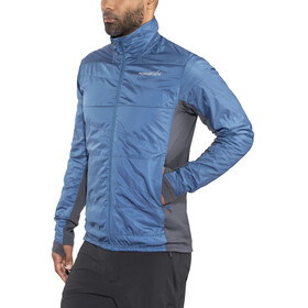 Norrøna Falketind Alpha60 Jacket Men Denimite Blue
